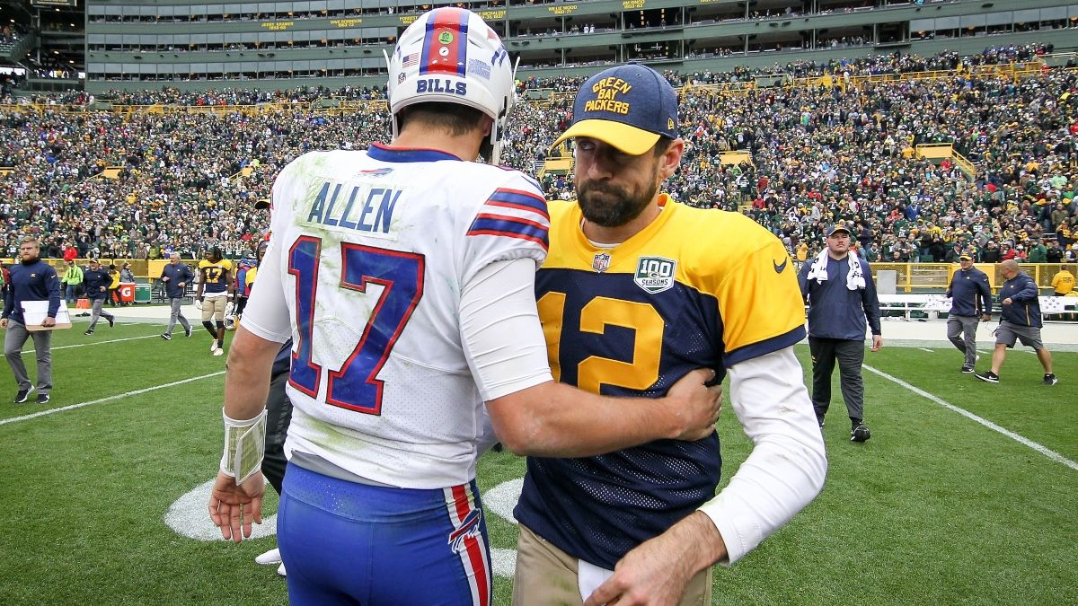 Madden NFL 22 Quarterback Ratings: The Blatant Disrespect for Aaron Rodgers and Josh Allen article feature image
