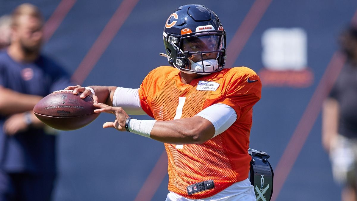 Dolphins vs. Bears Odds & Picks: Sharp Betting Action Landing on Saturday NFL Preseason Matchup article feature image