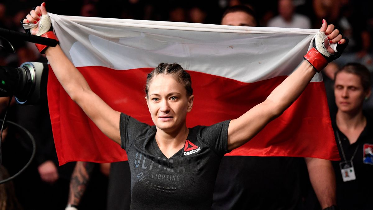 UFC 265 Odds, Prediction, Pick: The Bet to Make for Karolina Kowalkiewicz vs. Jessica Penne (Aug. 7) article feature image