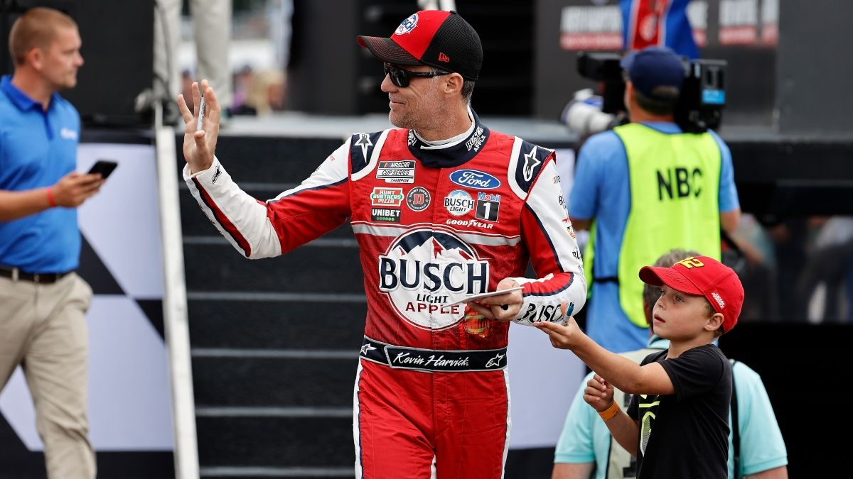 NASCAR at Daytona Odds, Picks & Predictions: 2 Best Bets for the Coke Zero Sugar 400 on Saturday Night article feature image