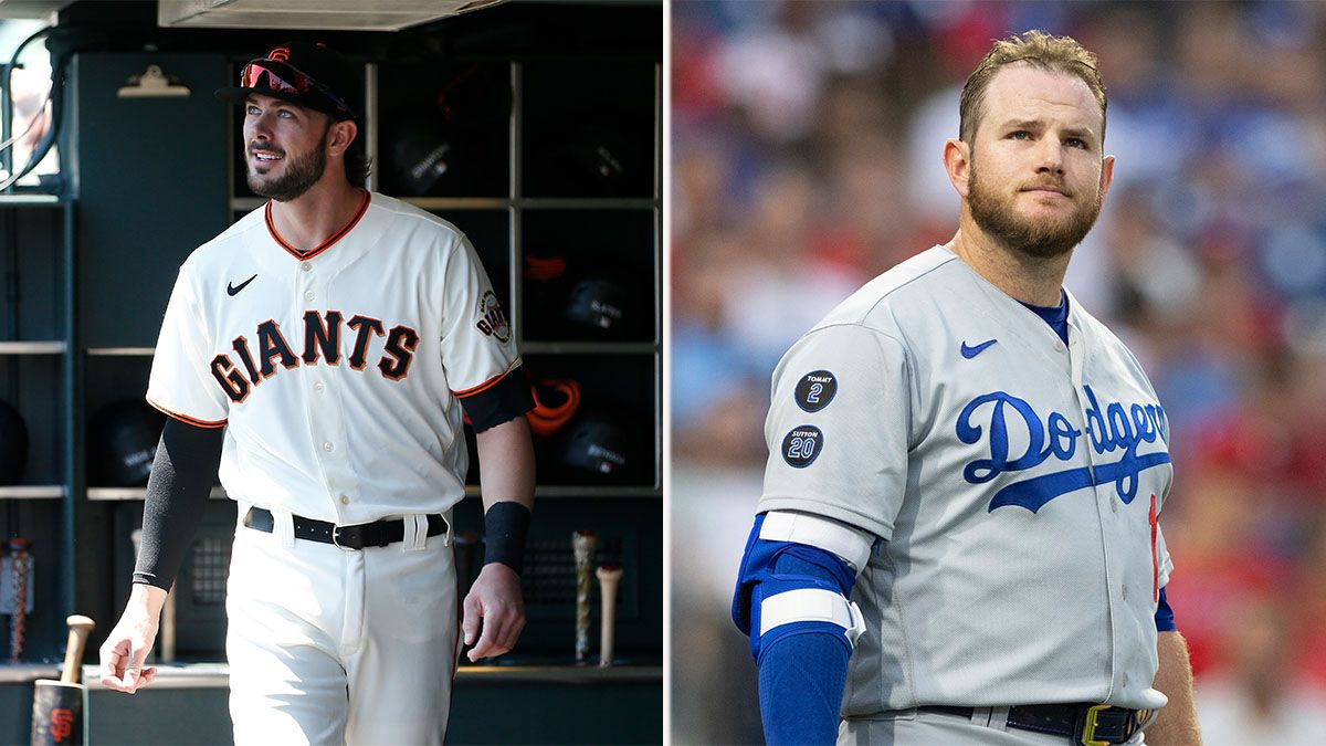 Giants Favored to Win NL West Over Dodgers for First Time All Season article feature image