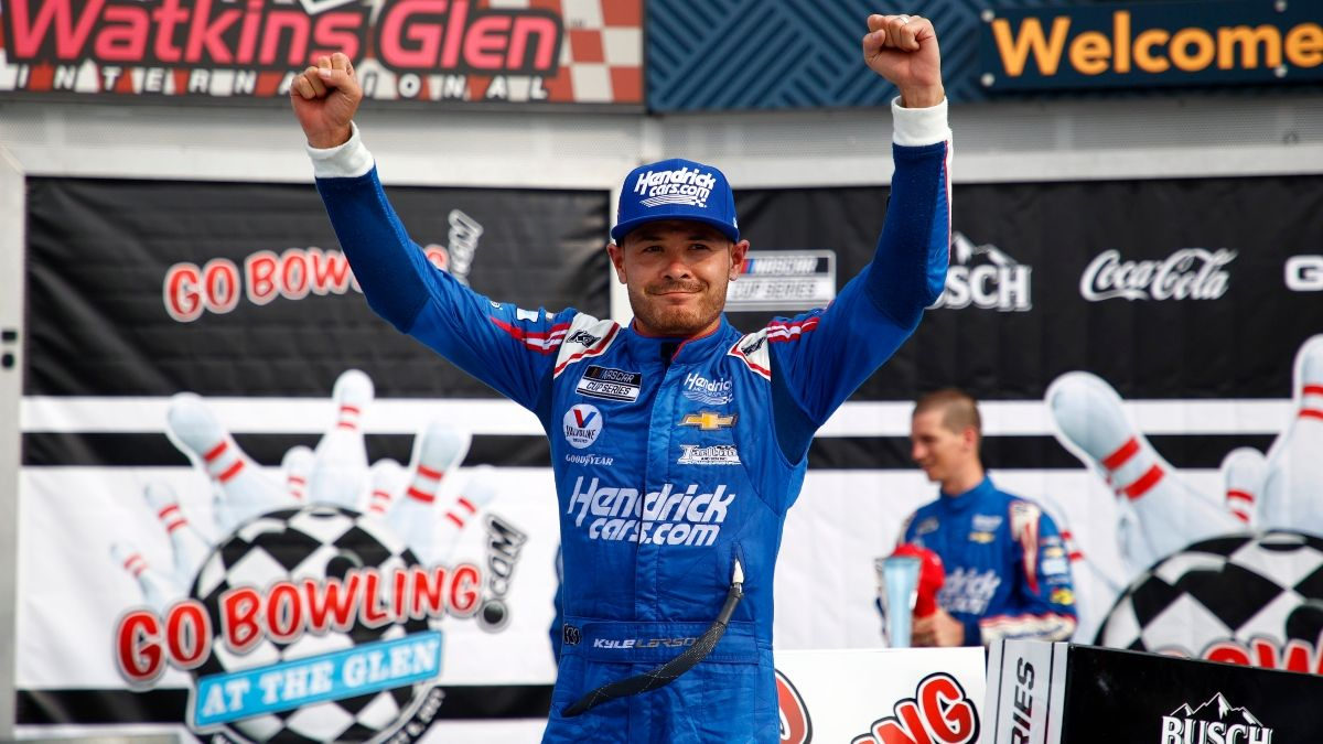 Updated 2021 NASCAR Cup Series Championship Odds: Title Favorites & Longshots Following Daytona article feature image
