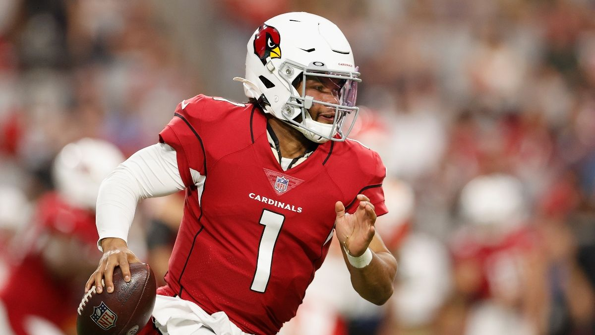 Cardinals vs. Titans Week 1 Opening Odds, Line: Arizona Opens as Underdog vs. New-Look Titans article feature image