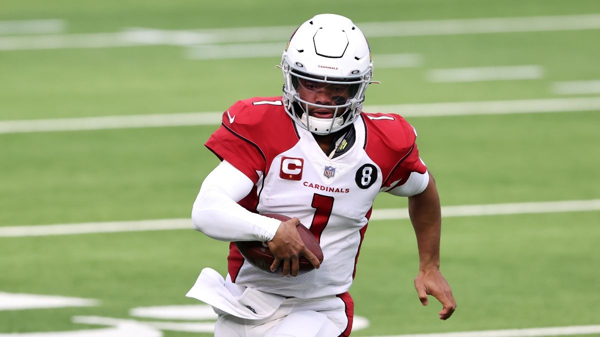 Cardinals vs. Titans Odds, Promo: Win $200 if the Cardinals Score a Touchdown! article feature image