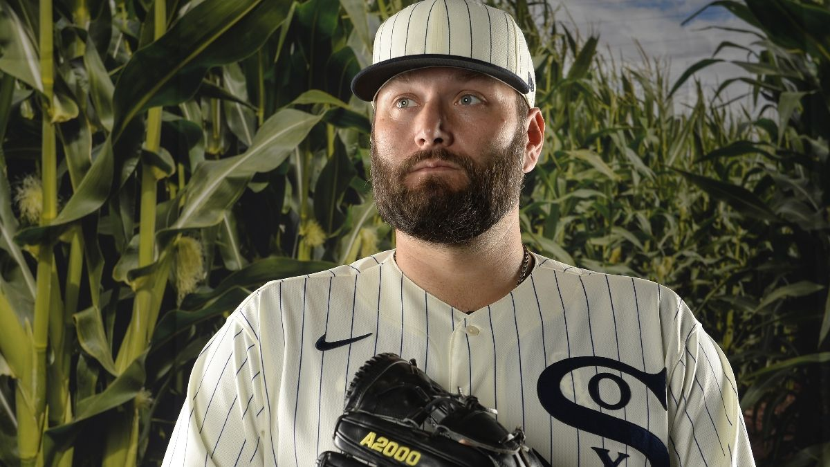 White Sox vs. Yankees Field of Dreams Game Odds, Promo: Win $200 if Lance Lynn Records a Strikeout! article feature image