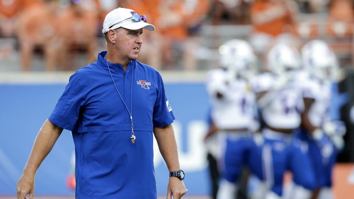 Saturday College Football Odds & Betting Picks for Mississippi State vs. Louisiana Tech (Sept. 4) article feature image
