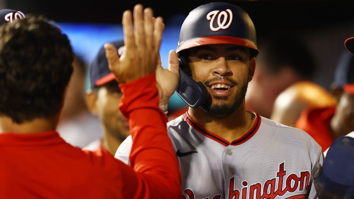 Monday's Phillies vs. Nationals MLB Odds & Betting Picks: Sharps & Experts Landing on Same Side of Moneyline article feature image