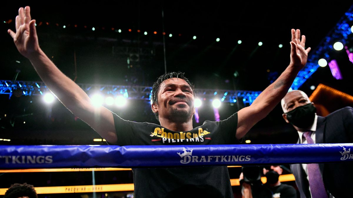 Manny Pacquiao Retires From Professional Boxing article feature image