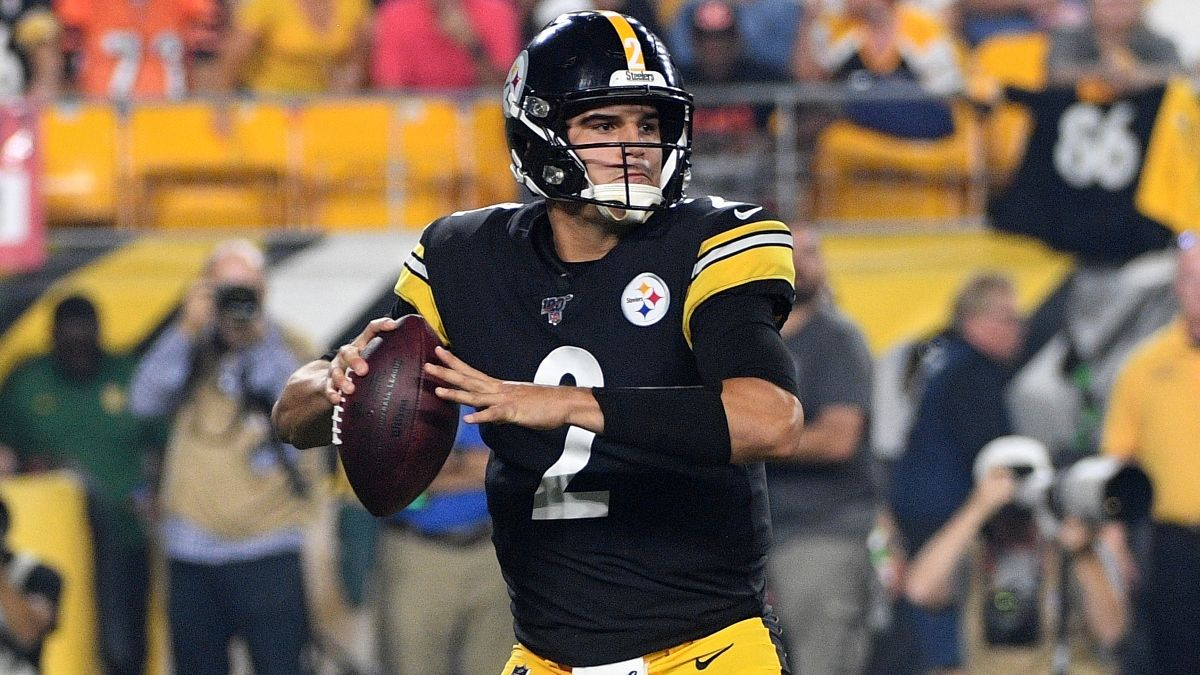 NFL Odds & Picks For Cowboys vs. Steelers: Pro Bettors Slamming Hall of Fame Game Over/Under article feature image