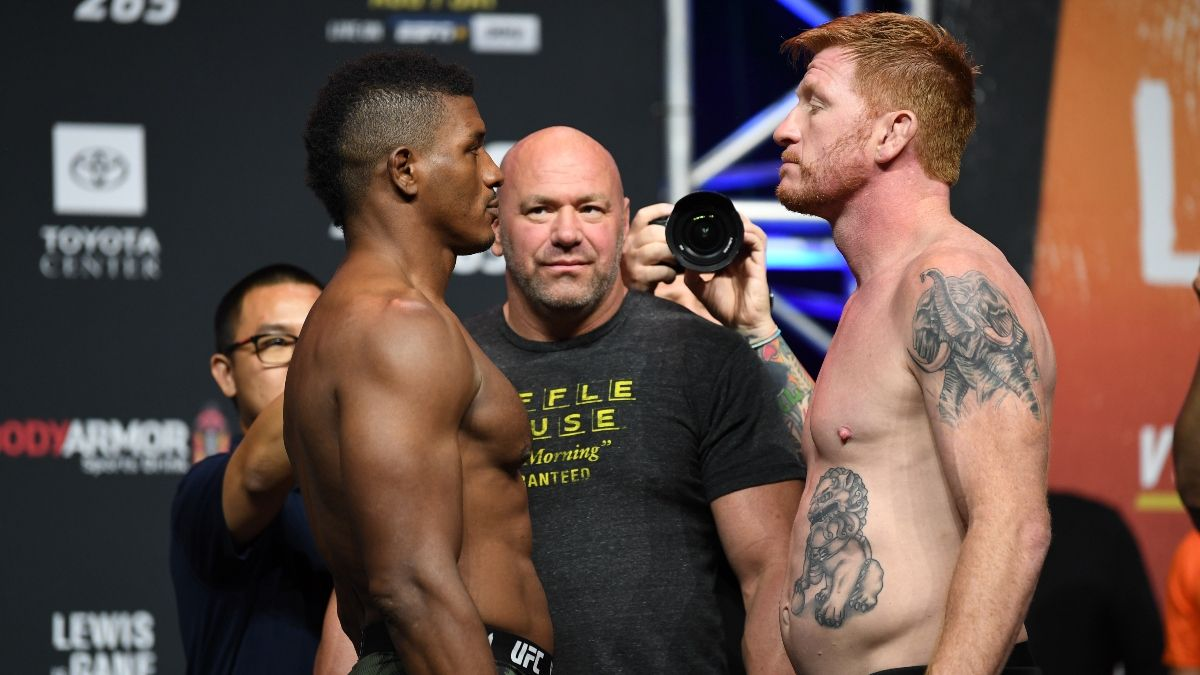 Alonzo Menifield vs. Ed Herman Odds, Pick & Prediction: Who Wins UFC 265 Light Heavyweight Fight? (Saturday, Aug. 7) article feature image