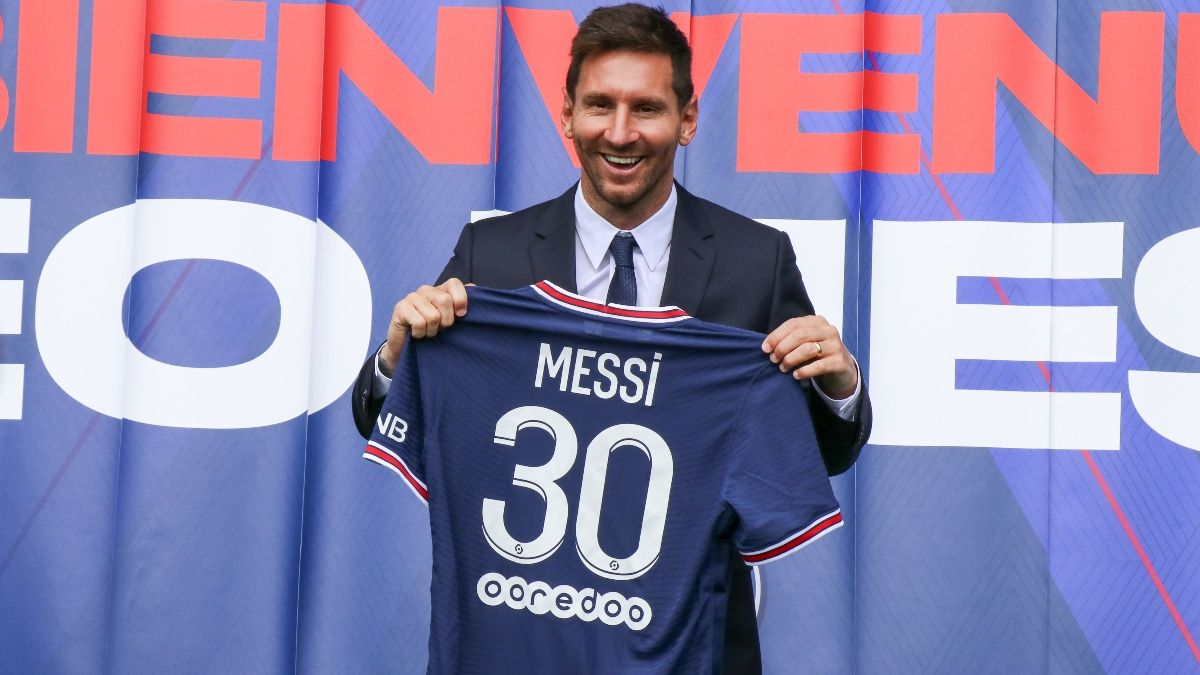 How to Watch France's Ligue 1 in the United States: TV Channels & Streams for PSG, Lionel Messi article feature image