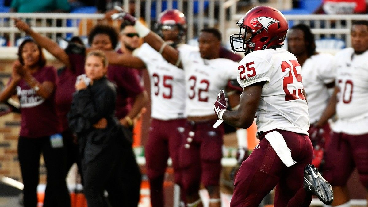 Alcorn State vs. NC Central Odds, Picks, Predictions: Betting Value on Saturday's Prime-Time Matchup (Aug. 28) article feature image