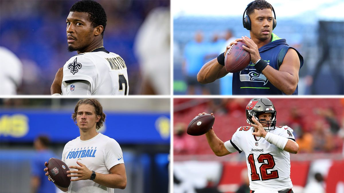 NFL Betting Odds, Picks, Preview: Who Will Lead the NFL in Passing Yards in 2021? article feature image
