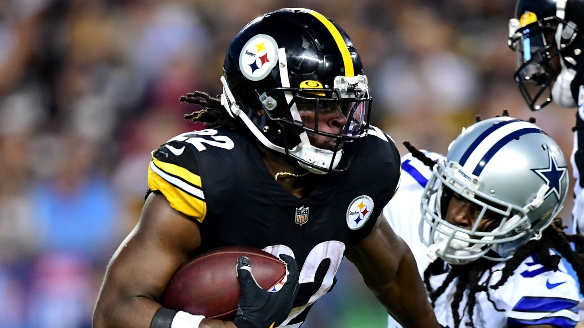 NFL Prop Bets For Thursday's Preseason Games: Steelers vs. Eagles & Patriots vs. Washington article feature image