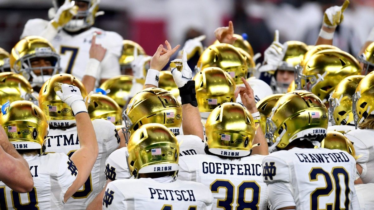 College Football Best Bets: Our Staff's Top Futures & Win Totals for 2021 article feature image
