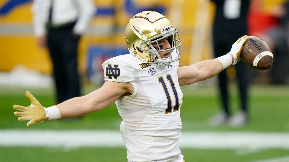 Indiana Sports Betting Promos: The Best Offers for Notre Dame vs. Florida State article feature image
