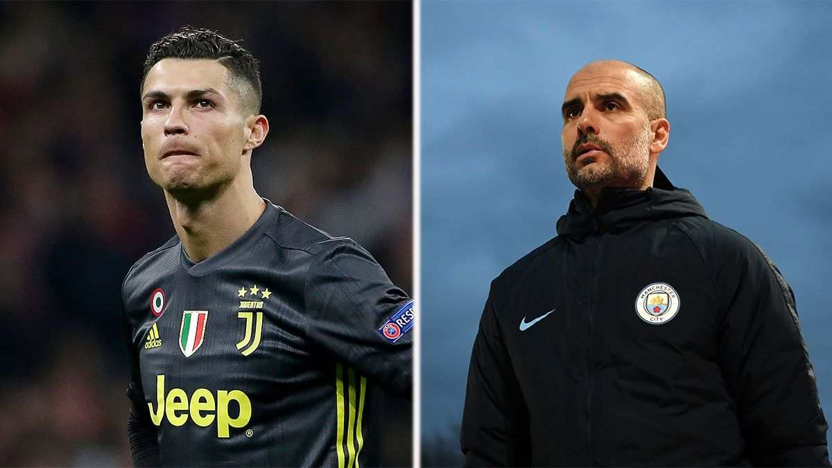 Cristiano Ronaldo Transfer Odds: Manchester City Now Favored Over Juventus to Land Superstar article feature image