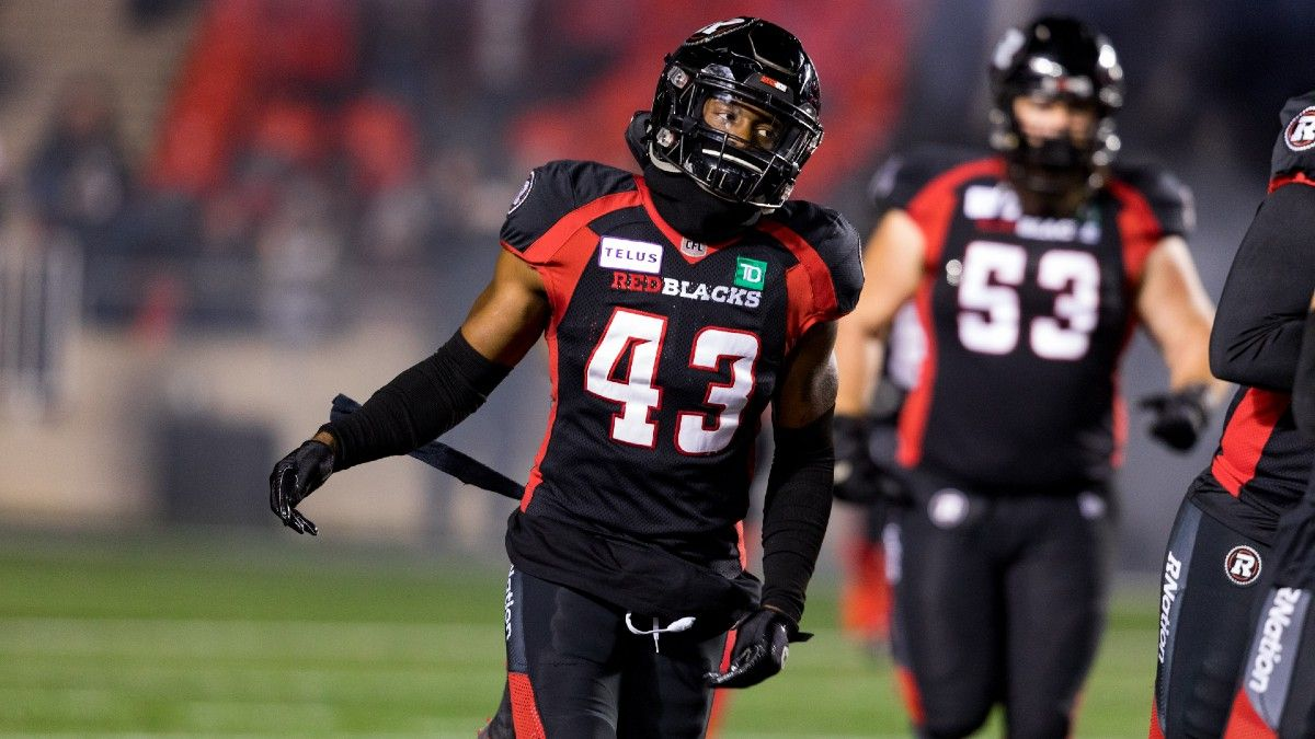 CFL Odds, Predictions, Preview: The Bets to Make for Elks vs. Redblacks & Stampeders vs. Argonauts (Aug. 7) article feature image