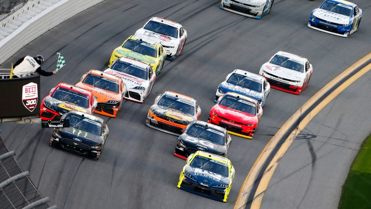 NASCAR Xfinity Series at Daytona Odds, Betting Picks: The Wawa 250 Driver Matchup With Value article feature image