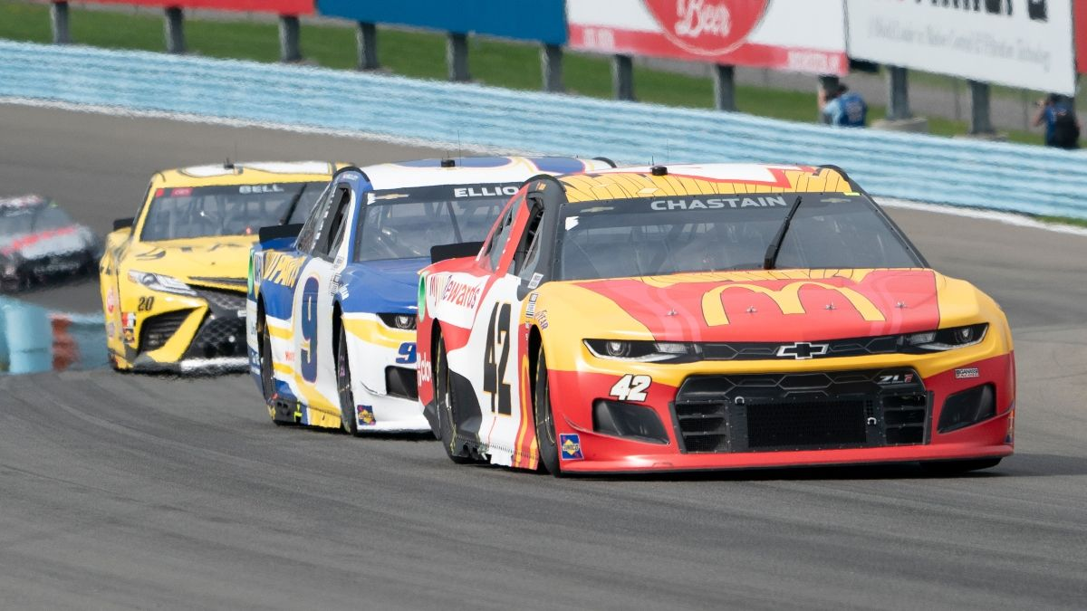 NASCAR at Indianapolis Road Course Odds, Picks: The Driver to Bet for a Top-10 Finish in Sunday's Verizon 200 article feature image