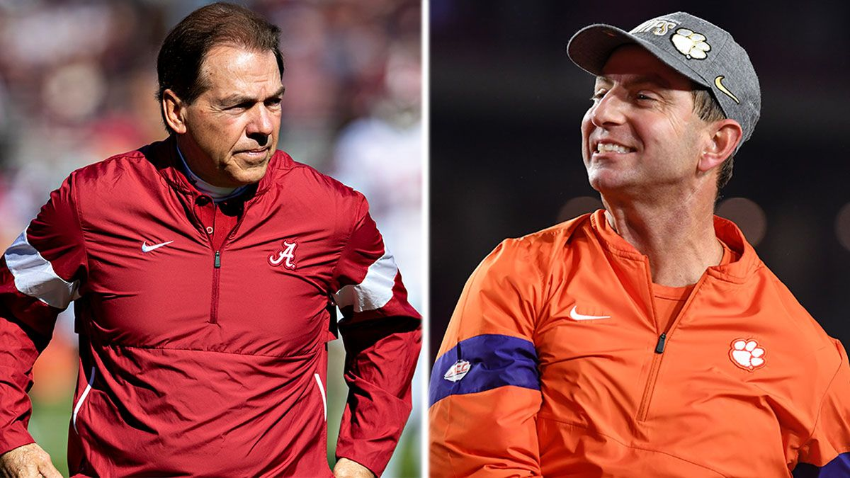 2022 College Football Playoff National Championship Odds Tracker: Alabama, Clemson Open on Top article feature image