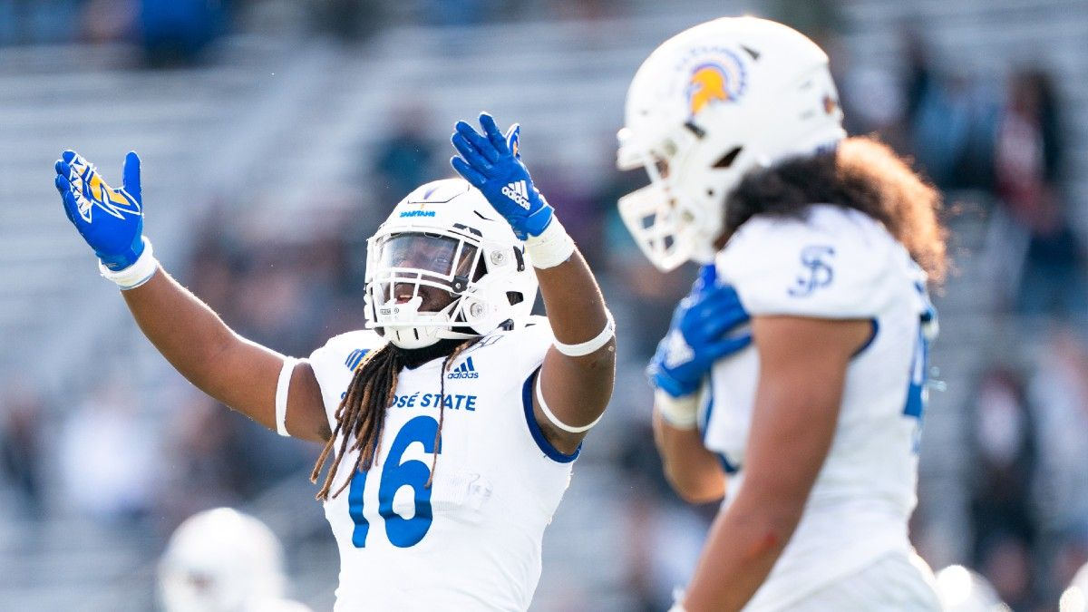 2021 College Football Odds & Betting Picks: The Pick to Make for San Jose State vs. Southern Utah (Aug. 28) article feature image