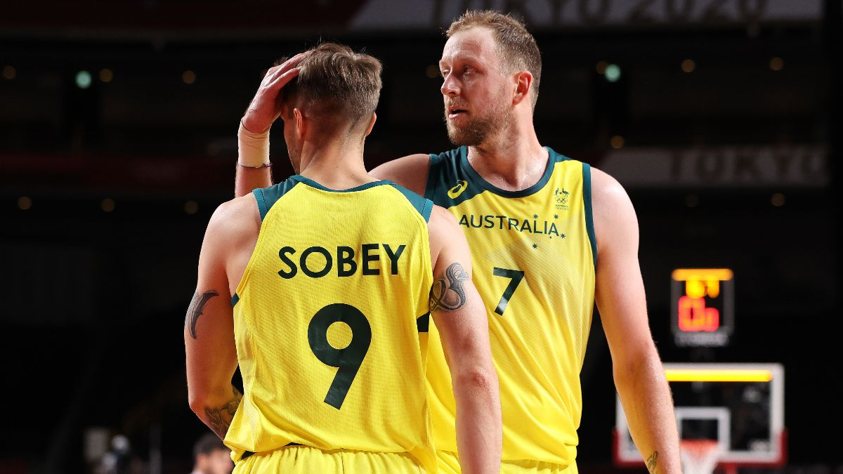 USA vs. Australia Odds, Olympics Preview, Prediction: Can the Aussie's Cover a Double-Digit Spread? (August 5) article feature image