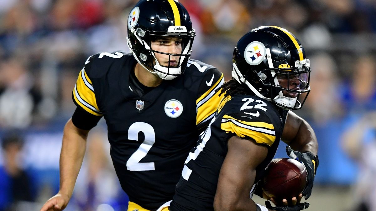 Steelers vs. Eagles Odds, Promo: Bet $20 on the Steelers, Win $100 No Matter What! article feature image