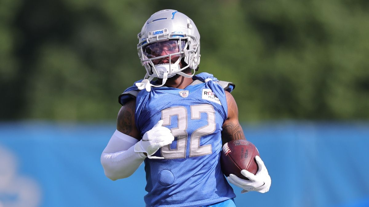 Lions' D'Andre Swift Injury: Jamaal Williams Likely To Nab Carries v. Packers article feature image