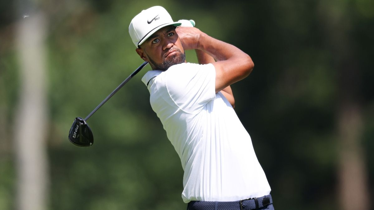 2021 BMW Championship Round 2 Picks, Buys & Fades: Tony Finau Has Staying Power article feature image
