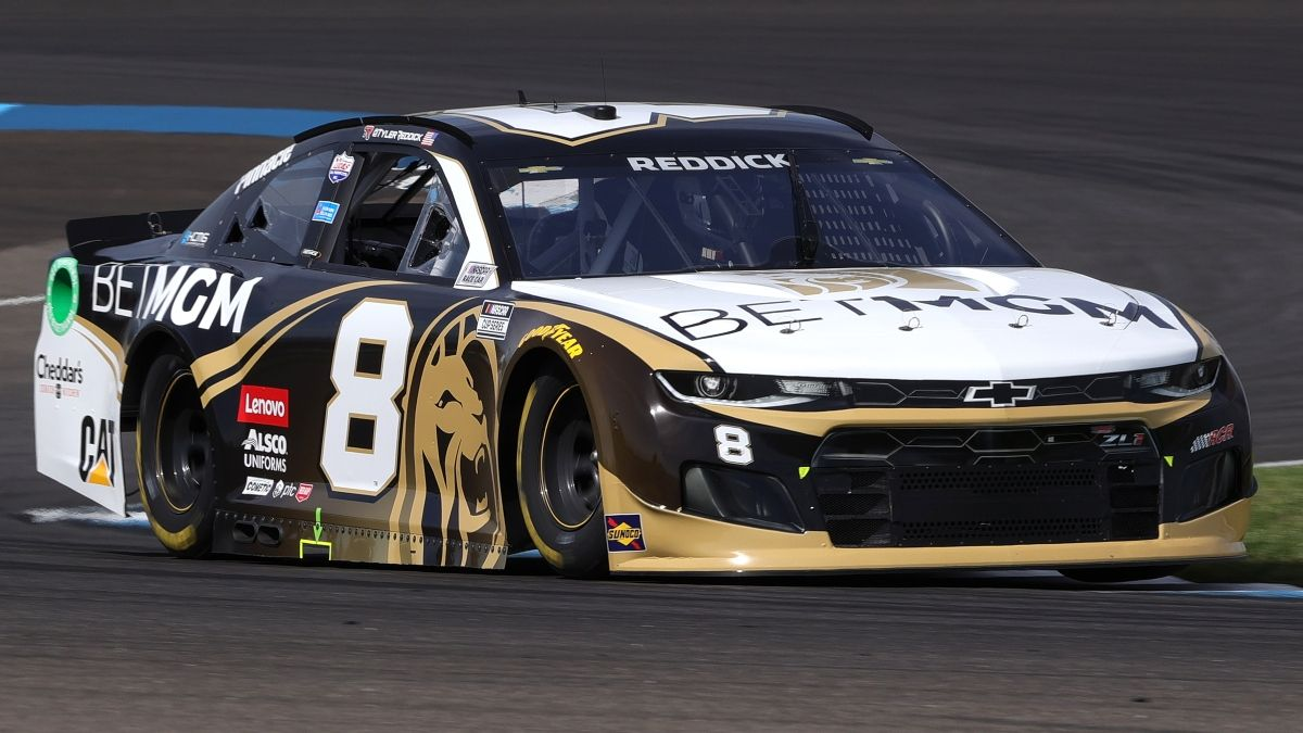NASCAR at Indianapolis Road Course Odds, Picks: A 2-1 Prop Bet for Sunday's Verizon 200 article feature image