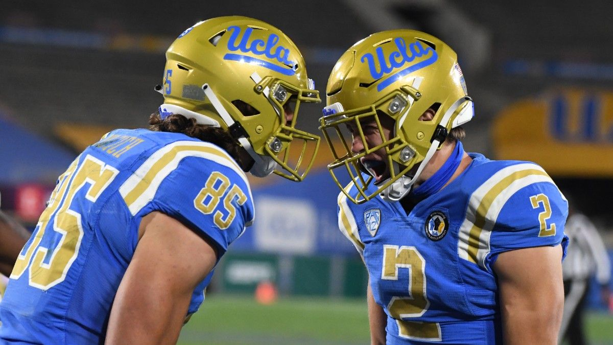 Hawaii vs. UCLA Odds, Picks, Predictions: Bet Bruins Early in Saturday's Game (August 28) article feature image