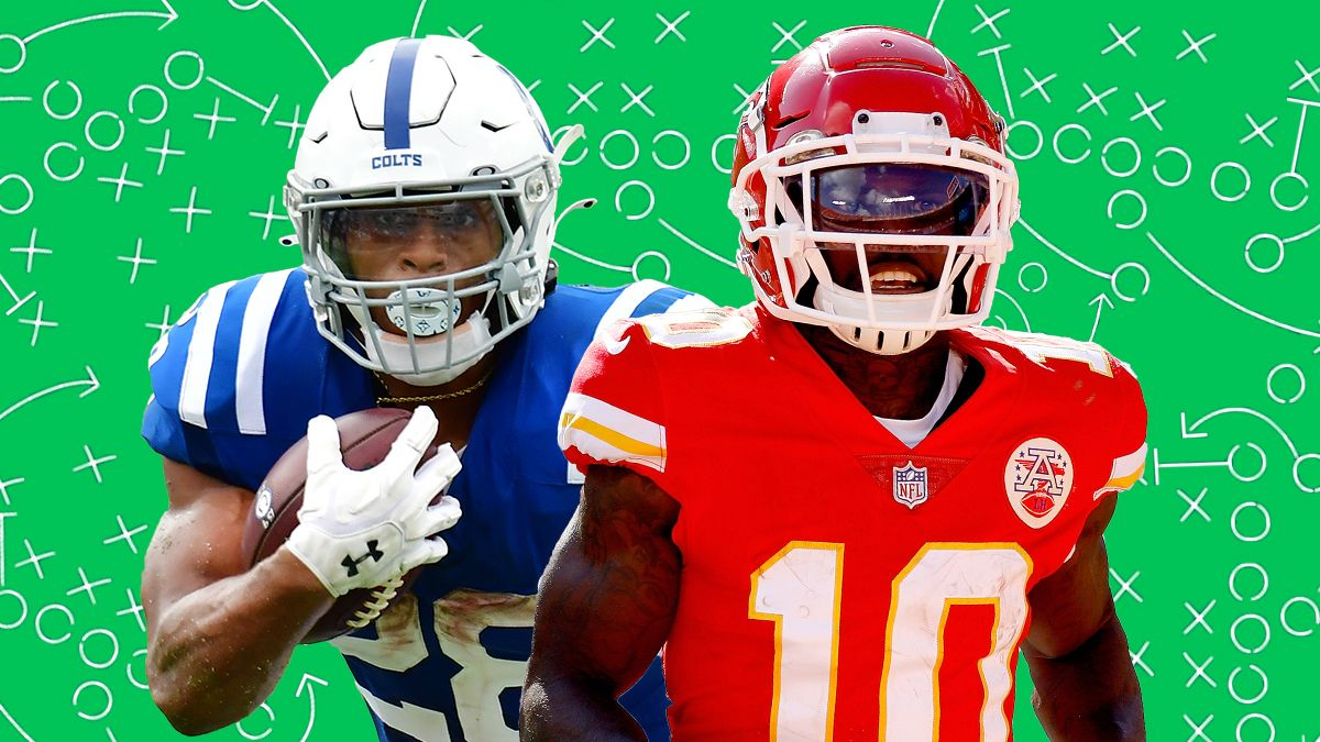 2021 Fantasy Draft Strategy & Rankings: Your Updated Tiers For Drafting QBs, RBs, WRs & TEs This Season article feature image