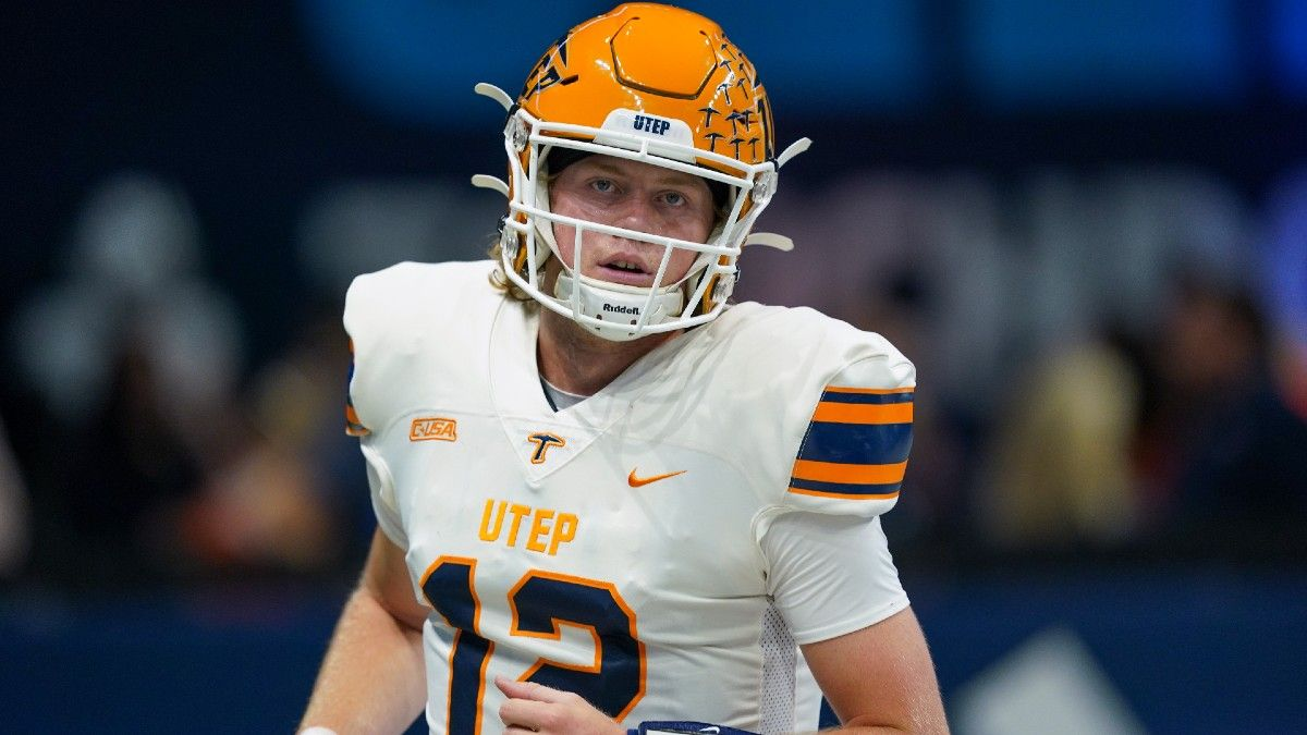 UTEP vs. New Mexico State Betting Odds, Picks, Predictions: Can Miners Topple Aggies in Opener? (Aug. 28) article feature image