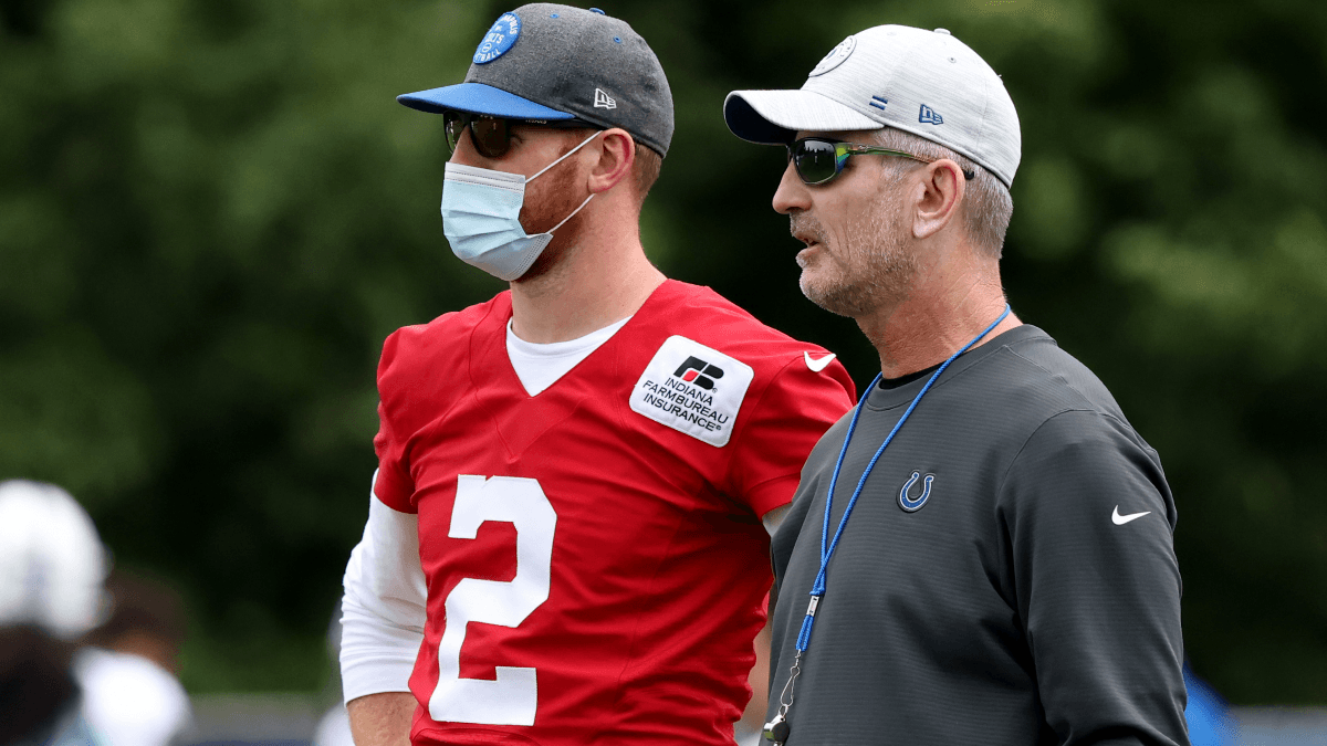 Carson Wentz on COVID List: What it Means for Colts Week 1 Odds Against Seahawks article feature image