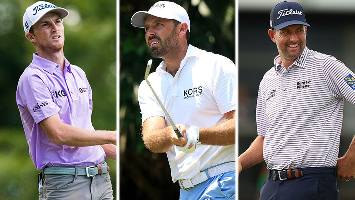 2021 Wyndham Championship Picks: Our Staff's Best Outright Bets at Sedgefield Country Club, Including Will Zalatoris, Webb Simpson article feature image