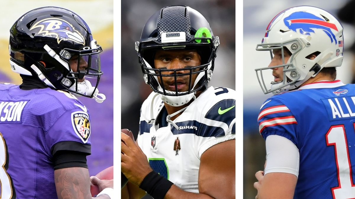 2021 Fantasy QB Rankings & Strategy: Draft Your Quarterback(s) Using These Tiers article feature image