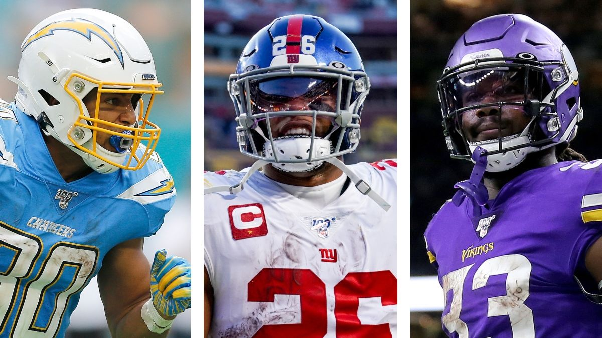 2021 Fantasy RB Rankings & Strategy: Your Guide To Drafting Star Running Backs, Handcuffs, More article feature image