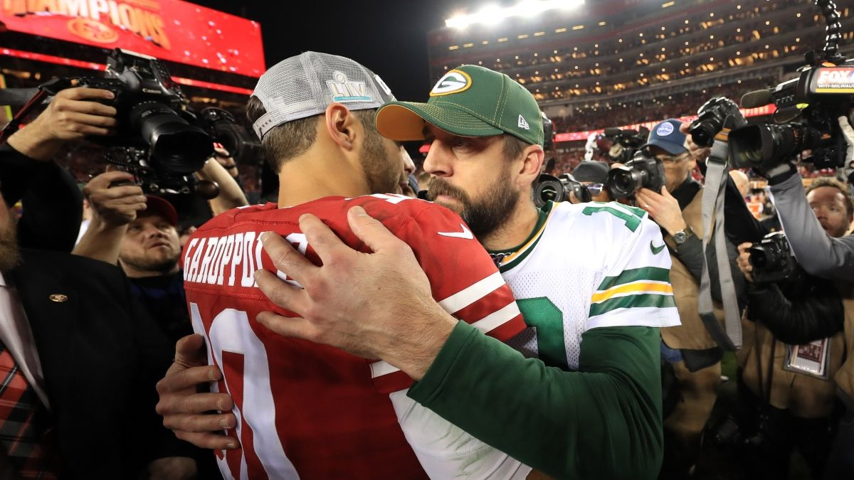 Packers vs. 49ers Odds & Picks: How We're Betting This Spread & Over/Under For Sunday Night Football article feature image