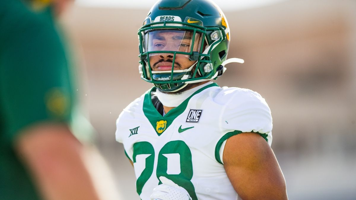 College Football Odds, Predictions, Picks for Baylor vs. Oklahoma State: The Moneyline Bet to Make for Saturday's Big 12 Game (Oct. 2) article feature image