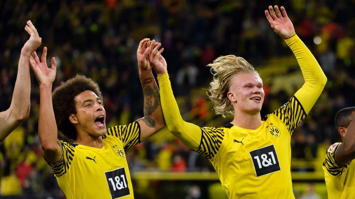 Bayer Leverkusen vs. Borussia Dortmund Odds, Pick, Prediction: Back Erling Haaland, Visitors in Bundesliga Match (Sept. 11) article feature image