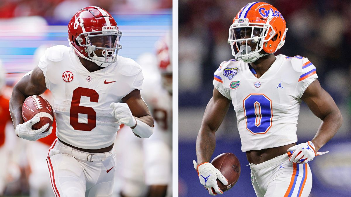 College Football Odds, Picks for Florida vs. Alabama: Our Staff's 8 Best Bets for Saturday's Top-25 Matchup (Sept. 18) article feature image