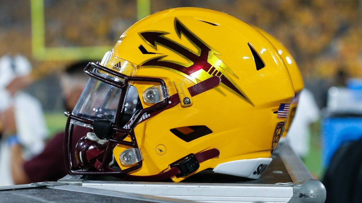 Arizona State vs. Utah Odds, Promo: Bet $1, Win $100 if the Sun Devils Score a Touchdown! article feature image