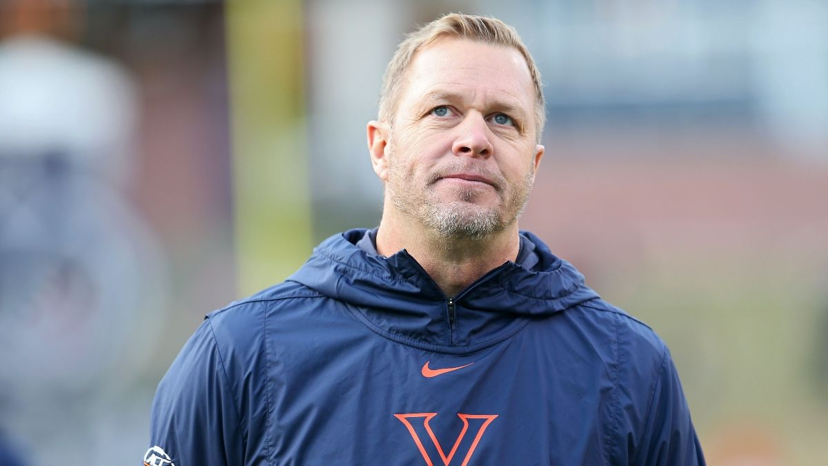Wake Forest vs. Virginia Betting Odds, Picks: Why the Cavaliers Are the Play in Friday Night College Football Action article feature image