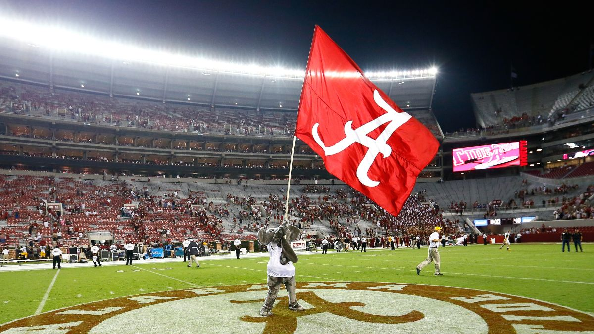 Alabama vs. Texas A&M Odds, Promo: Get an Instant Bet Match up to $500! article feature image
