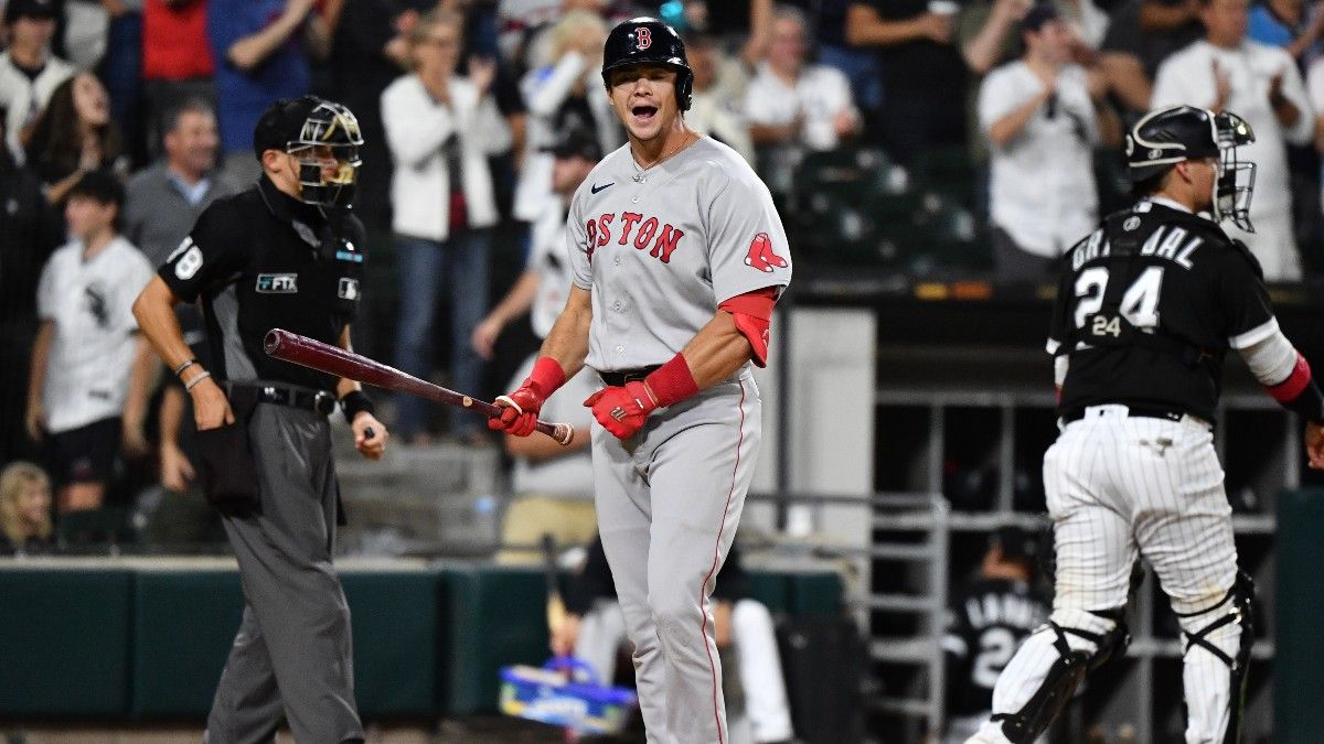 MLB Odds, Staff Picks, Predictions: 3 Favorite Bets For Saturday, Including Rays vs. Tigers, Red Sox vs. White Sox, More (Sept. 11) article feature image