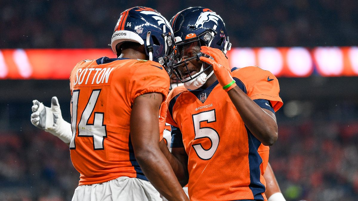 Broncos vs. Ravens Odds, Promos: Bet $25, Win $225 if the Broncos Score a Point, and More! article feature image