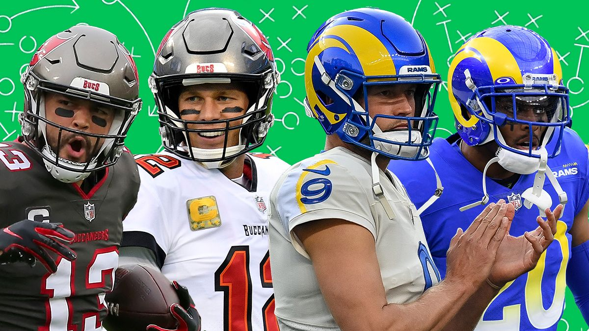 How To Bet Buccaneers vs. Rams, Odds, Predictions, NFL Picks: NFC's Elite Face Off In Los Angeles article feature image