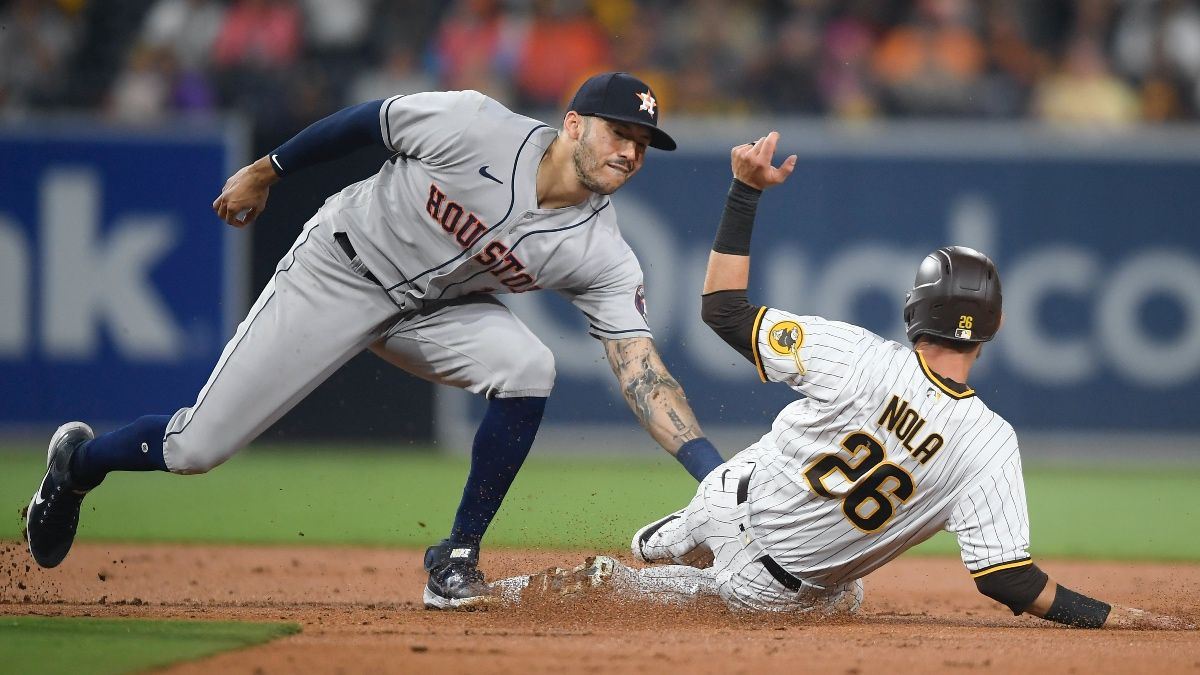 Sunday MLB Odds, Preview, Prediction for Astros vs. Padres: Back Visiting Houston to Down San Diego (Sept. 5) article feature image