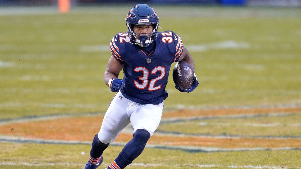 Bears vs. Rams Odds, Promo: Bet $20, Win $100 if the Bears Score a Point! article feature image